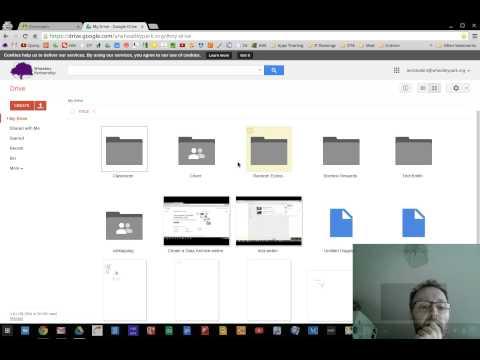 Google Classroom a first look