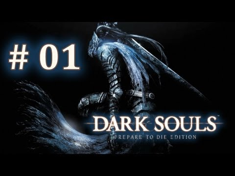 Let's Play Dark Souls Prepare to Die Edition (DLC only) #01 - Der weie Lwe