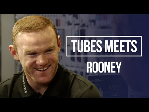 Tubes meets Wayne Rooney - Soccer AM