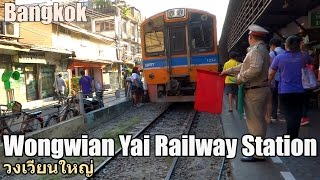 Travel Videos of Railways in Thailand
