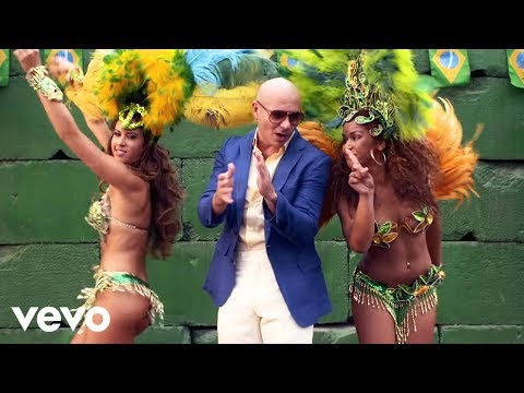 Pitbull ft. Jennifer Lopez & Claudia Leitte - We Are One (Ole Ola)