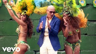 Pitbull - We Are One (Ole Ola) (FIFA 2014 World Cup)