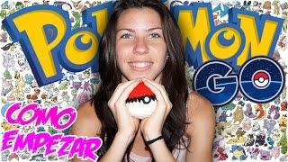 Guía básica de Pokemn Go