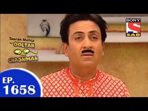 Taarak Mehta Ka Ooltah Chashmah - तारक मेहता - Episode 1658 - 24th April 2015