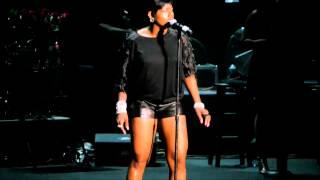 Fantasia Performs Live In Columbia, SC