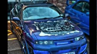 Vauxhall calibra 2.0i 16v LE project