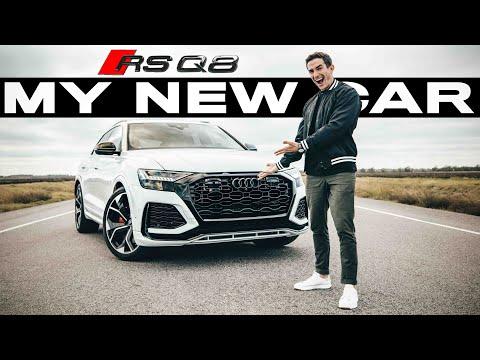 MY NEW CAR!! - 2021 Audi RSQ8
