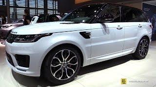 2019 Range Rover Sport HSE Dynamic P400e Hybrid - Walkaround - 2018 Paris Motor Show