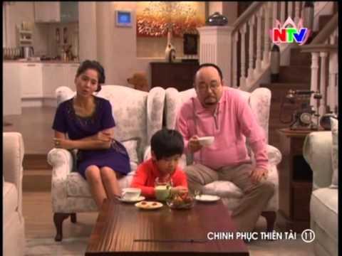 Chinh phục thiên tài -  Tập 11 - Chinh phuc thien tai - Phim Han Quoc