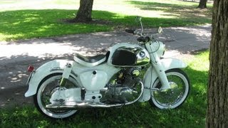 Bikes 300 Dream k Honda Dream for sale