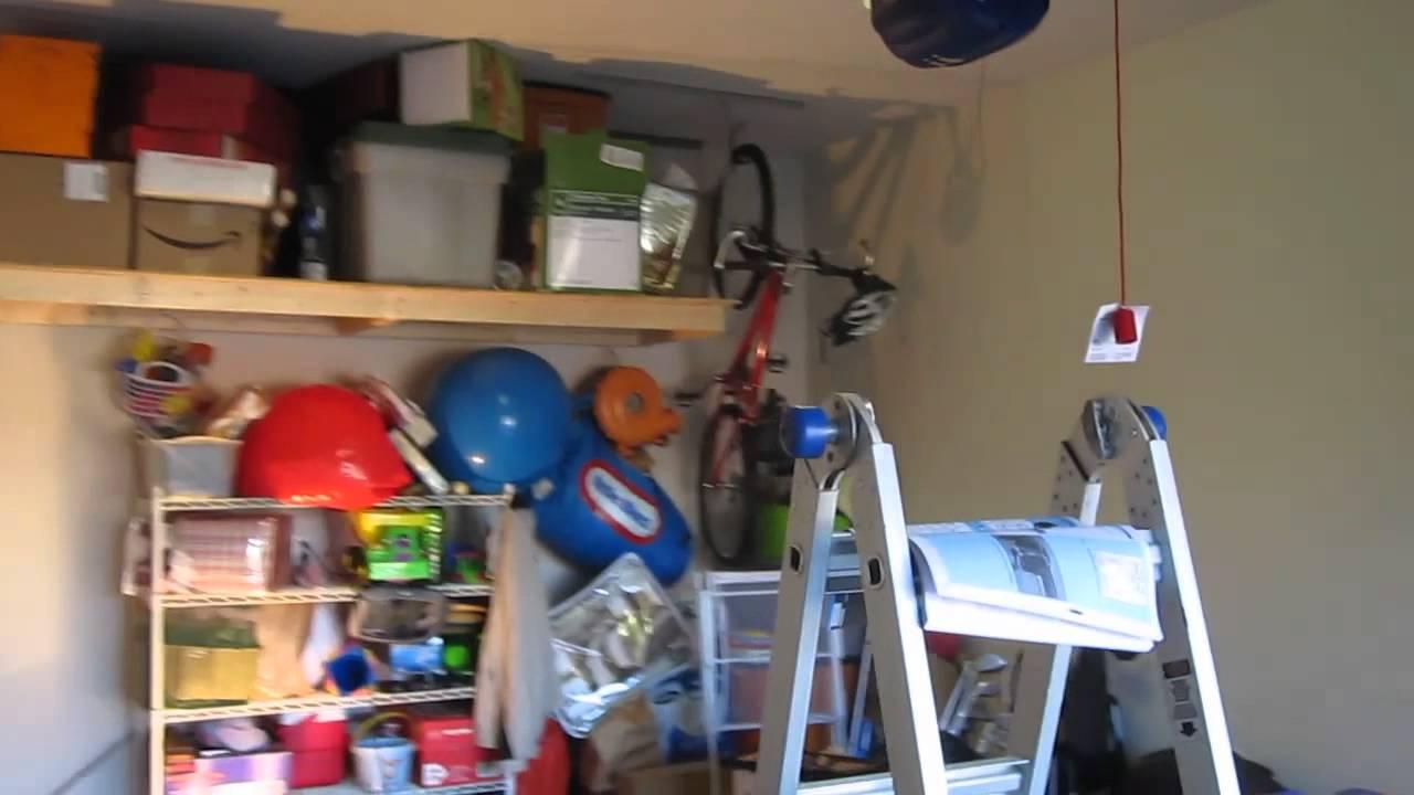 Chain Drive Vs Belt Drive Garage Door Opener Youtube