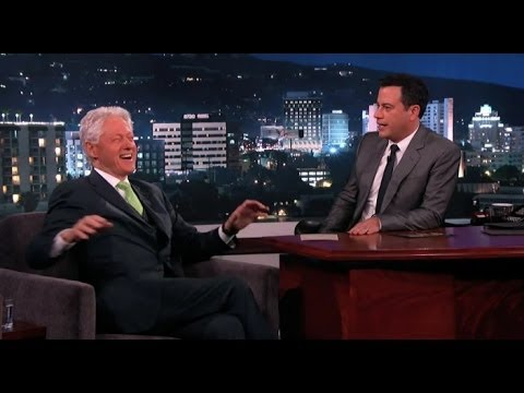 Analysis of Bill Clinton's Interview on UFOs with Jimmy Kimmel