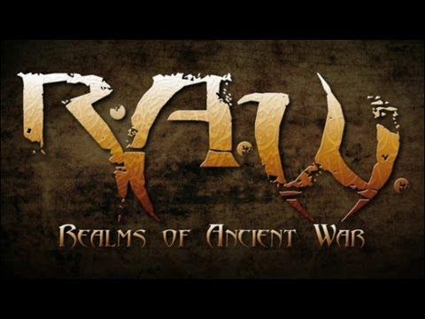 R.A.W.Проклятье древних королей \ R.A.W.Realms Of Ancient War - Trailer [HD]