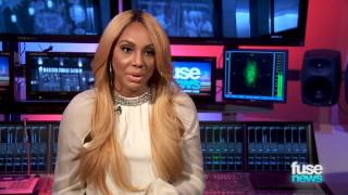Tamar Braxton Talks Being Disappointed In R&B, New Single & More
