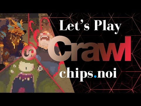CRAWL ► LE DONJONS DES TRYHARDS