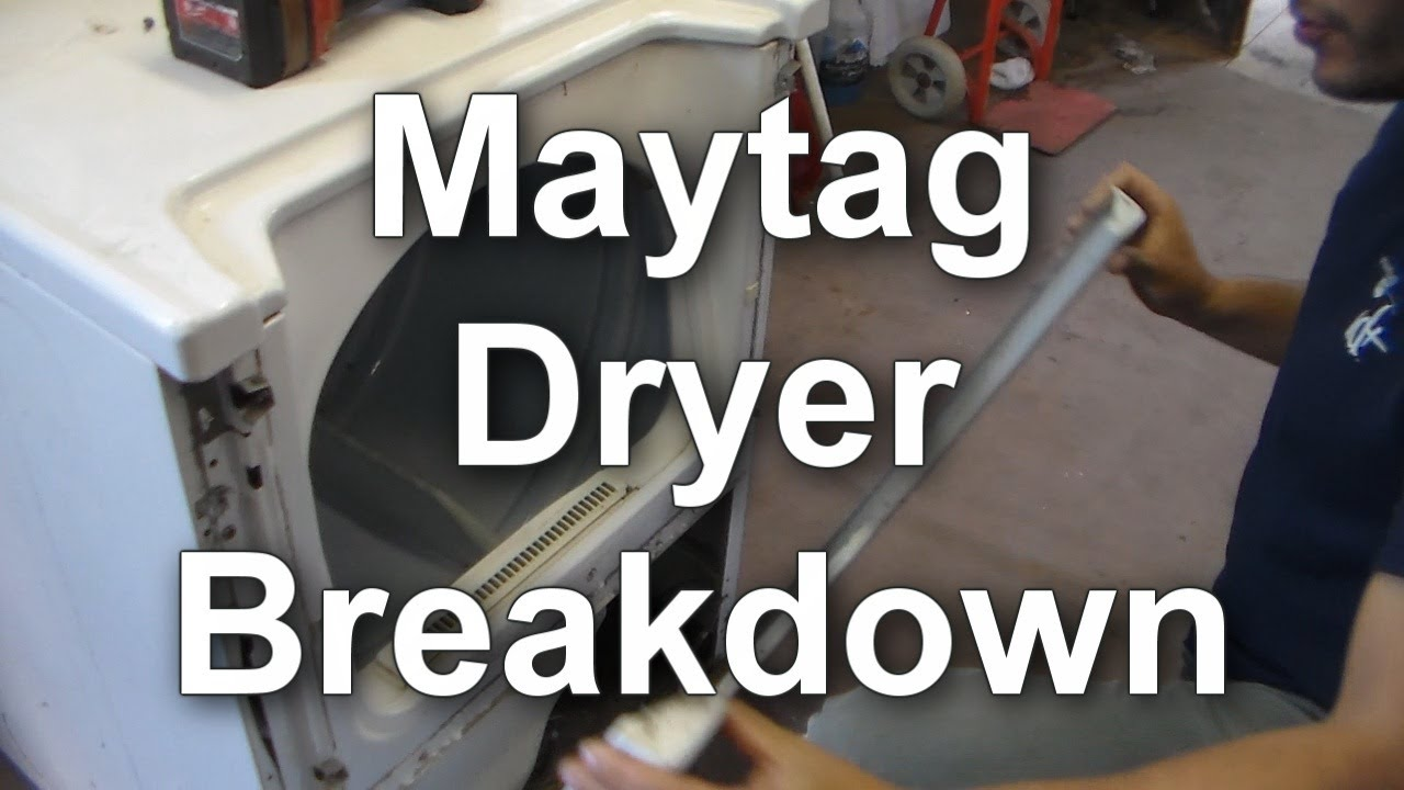 Maytag Dryer Dependable Care Manual New Edition Schematic Images