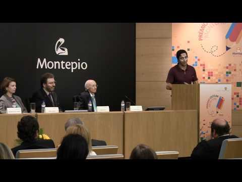 Prof. Mário Rui - Prémio Montepio