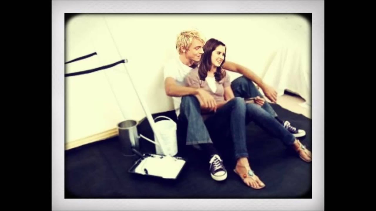 Ross Lynch and Laura Marano Holding Hands