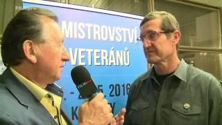 VIDEO: 10. mistrovstv� �R veter�n�