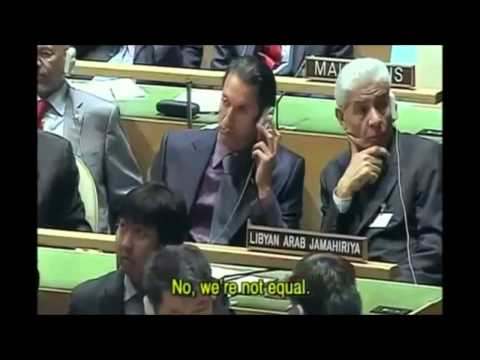 The illuminati Exposed By Muammar Gaddafi