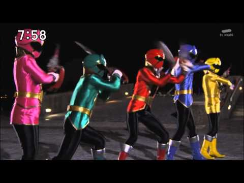 Kaizoku Sentai Gokaiger vs Space Sheriff Gavan: The Movie Promo 1 (HD)