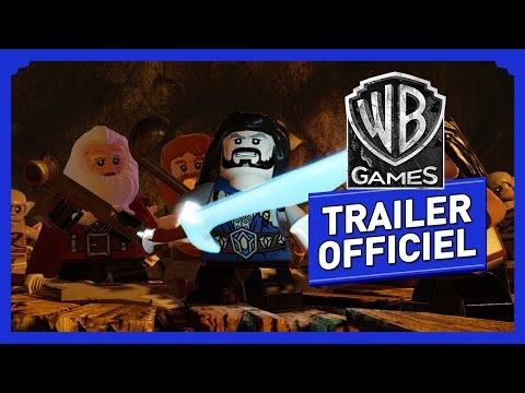 "[Multi] LEGO Le Hobbit - Trailer ""Buddy Up"" FR"