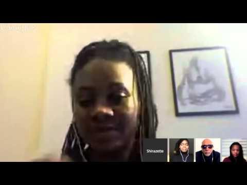 Jazz as Freedom of Speech – Shirazette Tinnin and Mimi Jones from The Hang