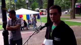 Acțiunea 2012 strînge semnături și la Chișinău
