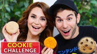 COOKIE CHALLENGE! w/ Jake Roper