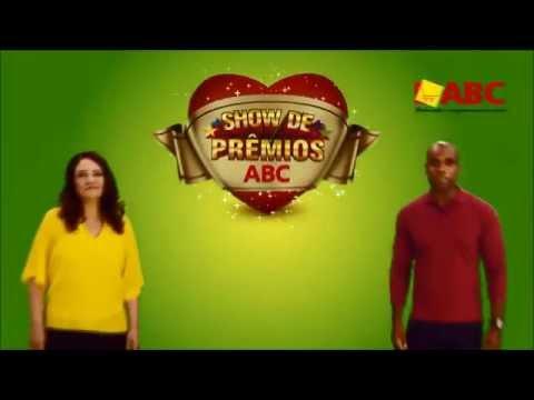 Ganhador do 5º sorteio - Show de Prêmios ABC