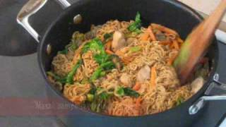 Cooking | Resep Mie Goreng Ayam Chicken Fried Noodle | Resep Mie Goreng Ayam Chicken Fried Noodle