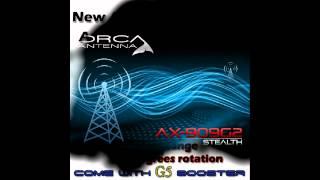 Stealth Indoor Outdoor Orca Antenna AX 909G2 HDTV Antenna