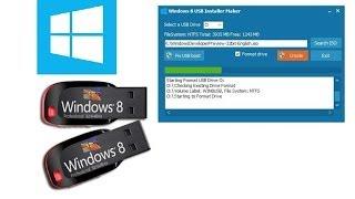 Criar Pen Drive Bootável Para Instalação Do Windows 8