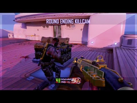 Black Ops 2 Funny Killcams! (Hitmarkers, Trickshots and Angry Kid!)