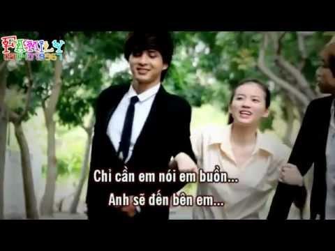 [Karaoke] Chỉ Cần Em Hạnh Phúc - Hồ Quang Hiếu.FLV