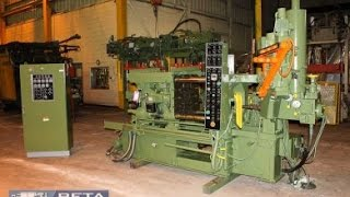 Used 135 Ton Toshiba Cold Chamber Die Casting Machine No
