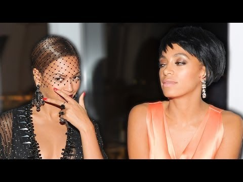 Solange Knowles Reacts To Jay Z Fight