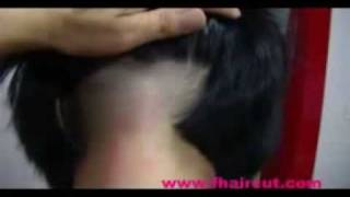 Shaved Nape Haircuts | Hairstyle Gallery