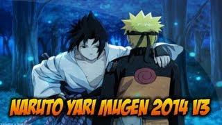 Naruto Yari Mugen 2014 [v3] + Link De Descarga/Download