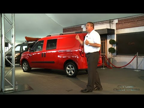 2015 Ram ProMaster City | Reveal Event