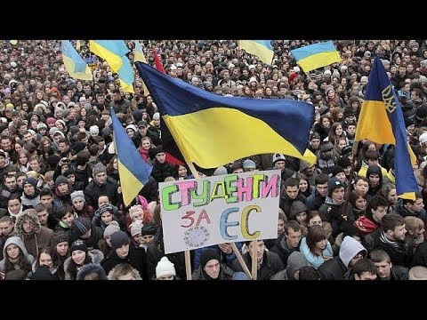 Students in Ukraine threaten indefinite national strike