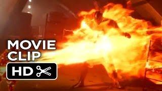 X-Men: Days of Future Past Official Movie Clip #1 - Battle (2014) - Ellen Page Movie HD