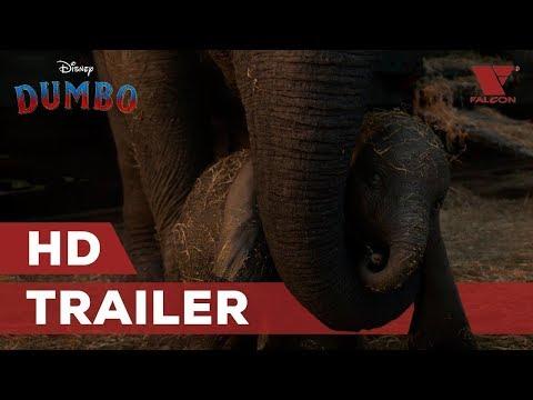 Dumbo - filmový trailer