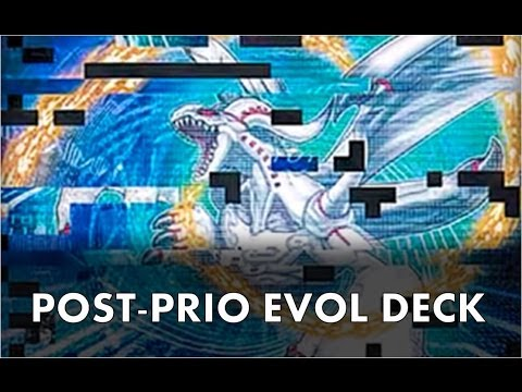 POST-PRIO Evolsaur Deck Profile - March 2014 Yugioh