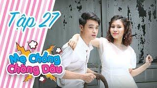 Mẹ Chồng Chàng Dâu Sitcom|Tập 27: Ra mắt mẹ vợ lần đầu, Kang Phạm bị bà Ái dằn mặt trên bàn nhậu!!