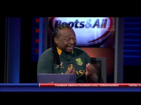 Boots and All discussion on ball skills in SA | Super Rugby Video
