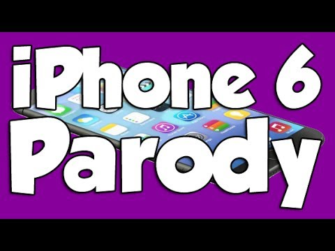 iPhone 6 Commercial (Parody)