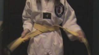Comment Attacher Une Ceinture De Taekwondo