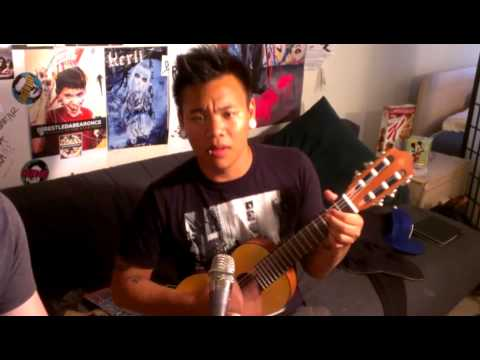 AJ RAFAEL - SHOWSTOPPER ON UKULELE 6/2013