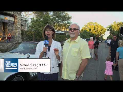 The Mayor's Show with Emily Gabel-Luddy, Mayor of Burbank - National Night Out